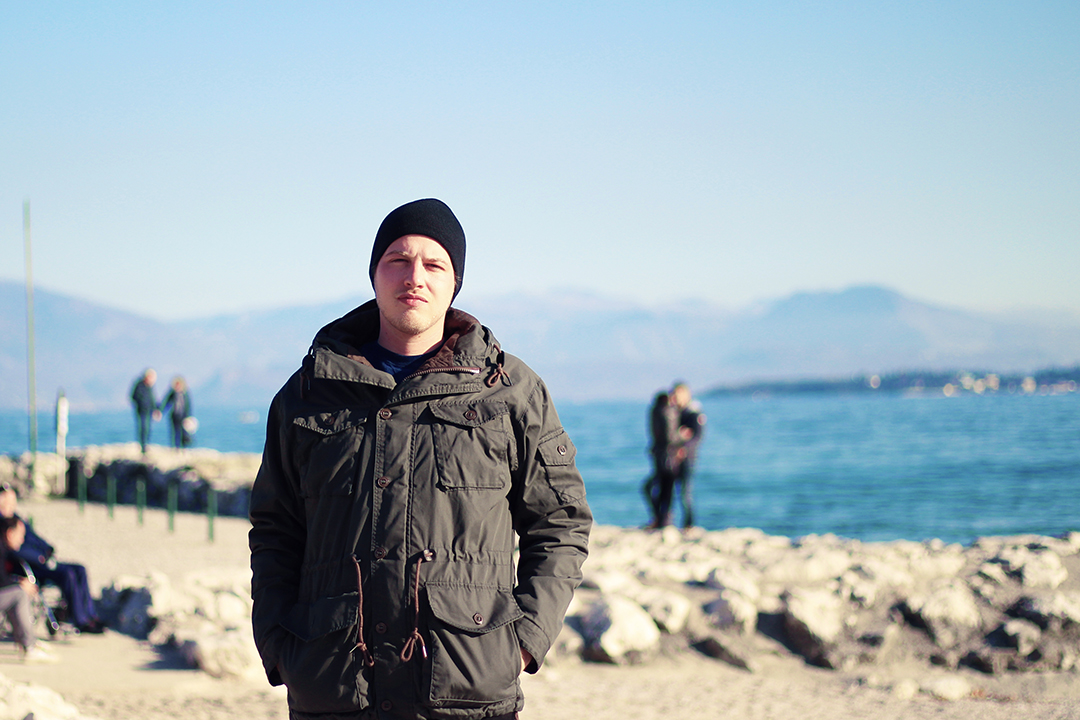 Am Gardasee Patrick