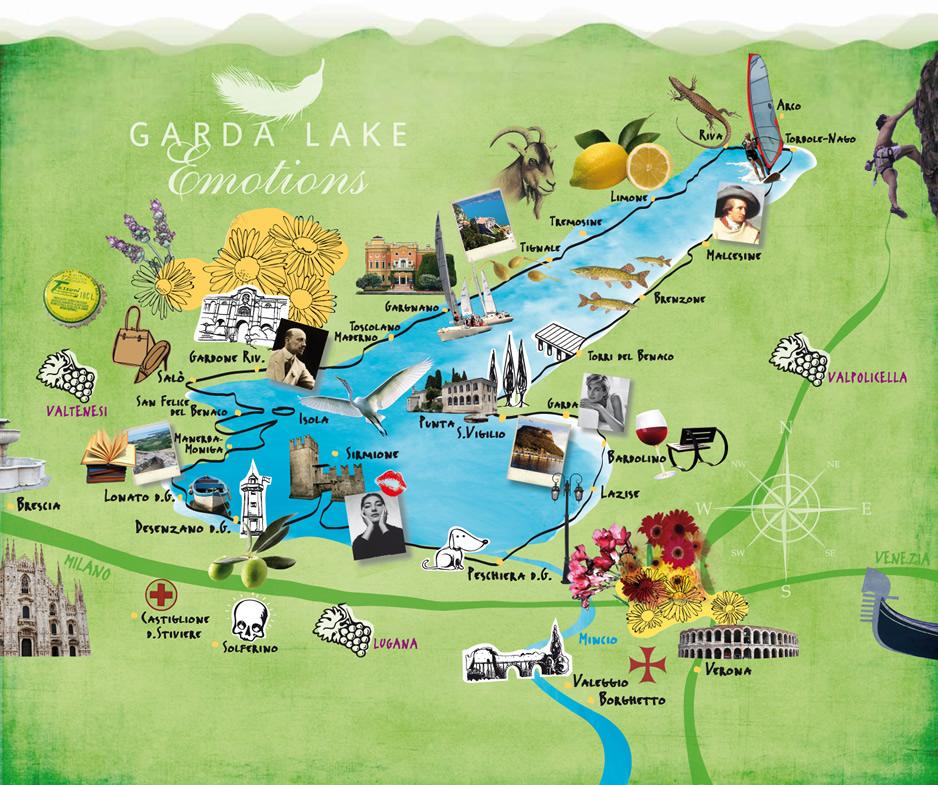 Bild Gardasee