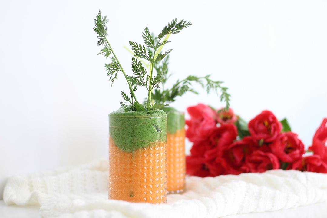 Karotten Smoothie