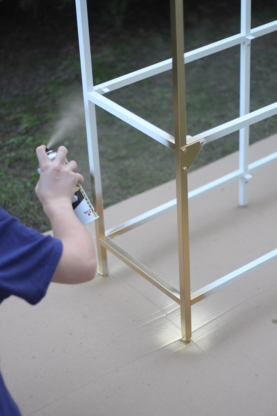 DIY Regal von Ikea