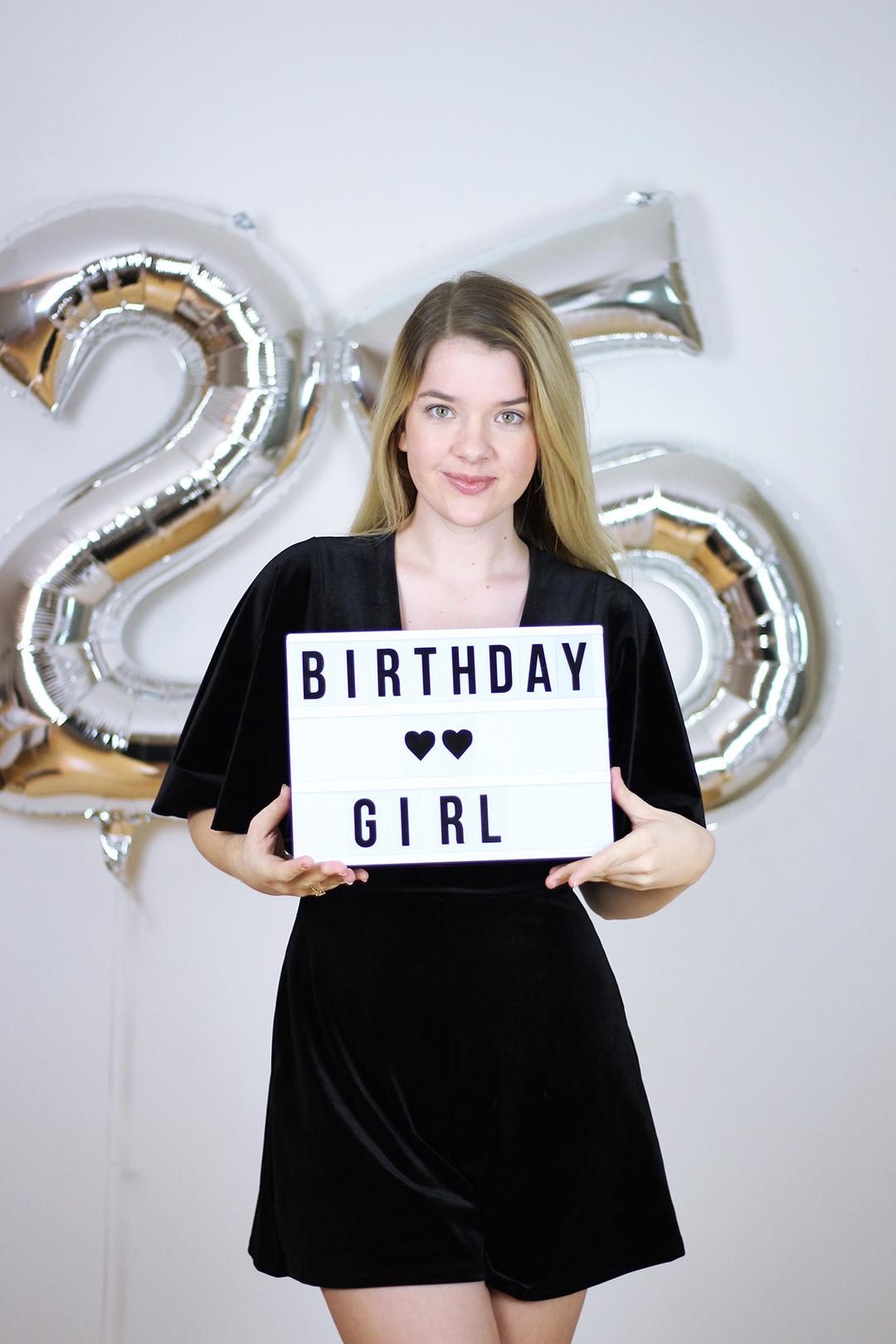 Geburtstagsbeitrag