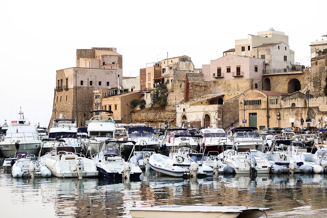 Bild von Saskia in Castellamare del Golfo