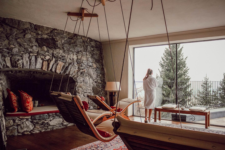 Urlaub auf Schloss Mittersill