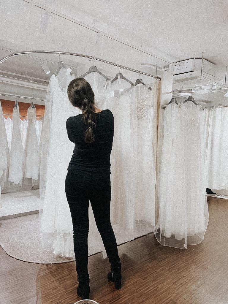 I said yes to the dress